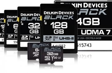 Delkin Devices serie Black