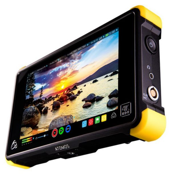 monitor Atomos Shogun Flame